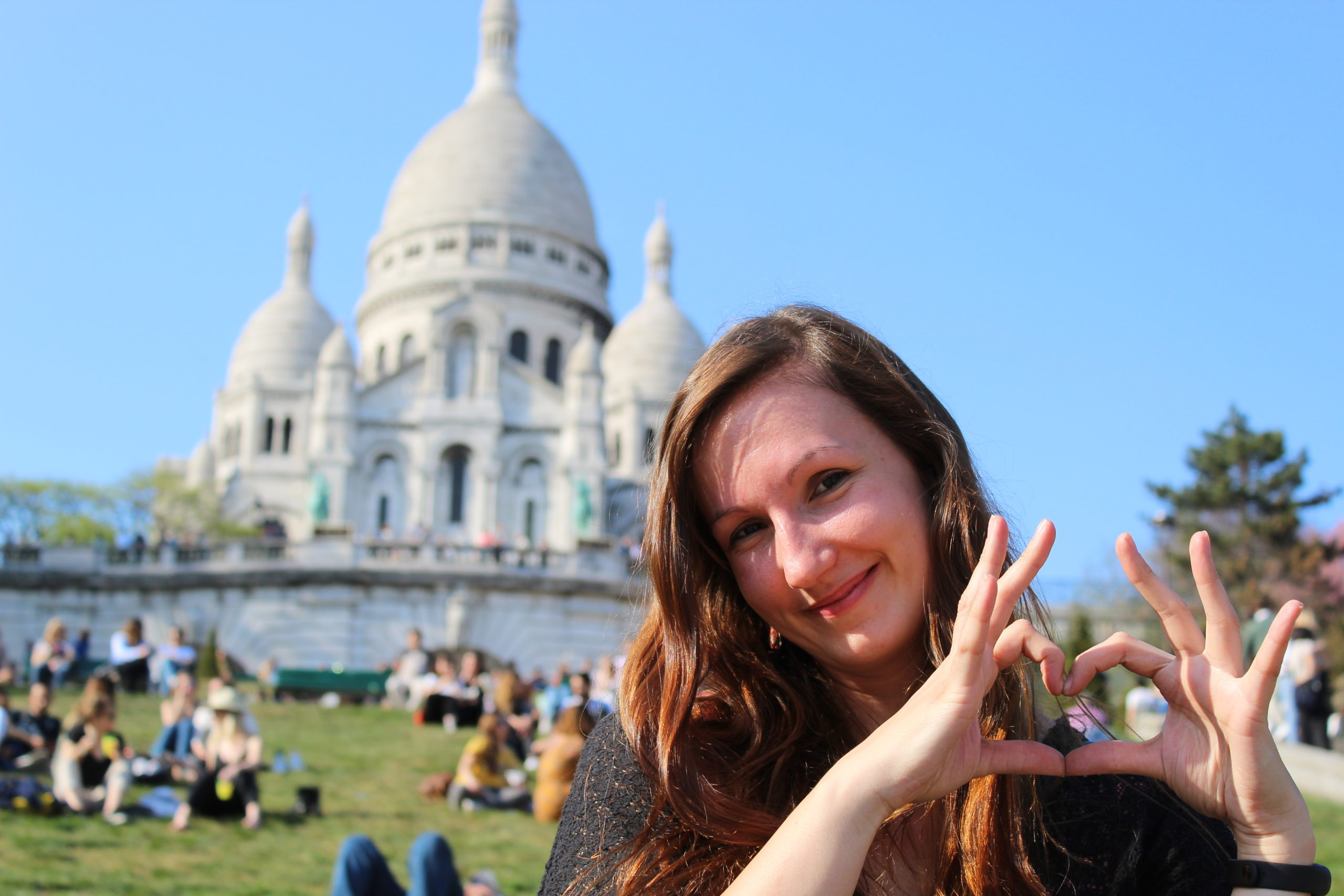 Romantický prodloužený víkend v Paříži