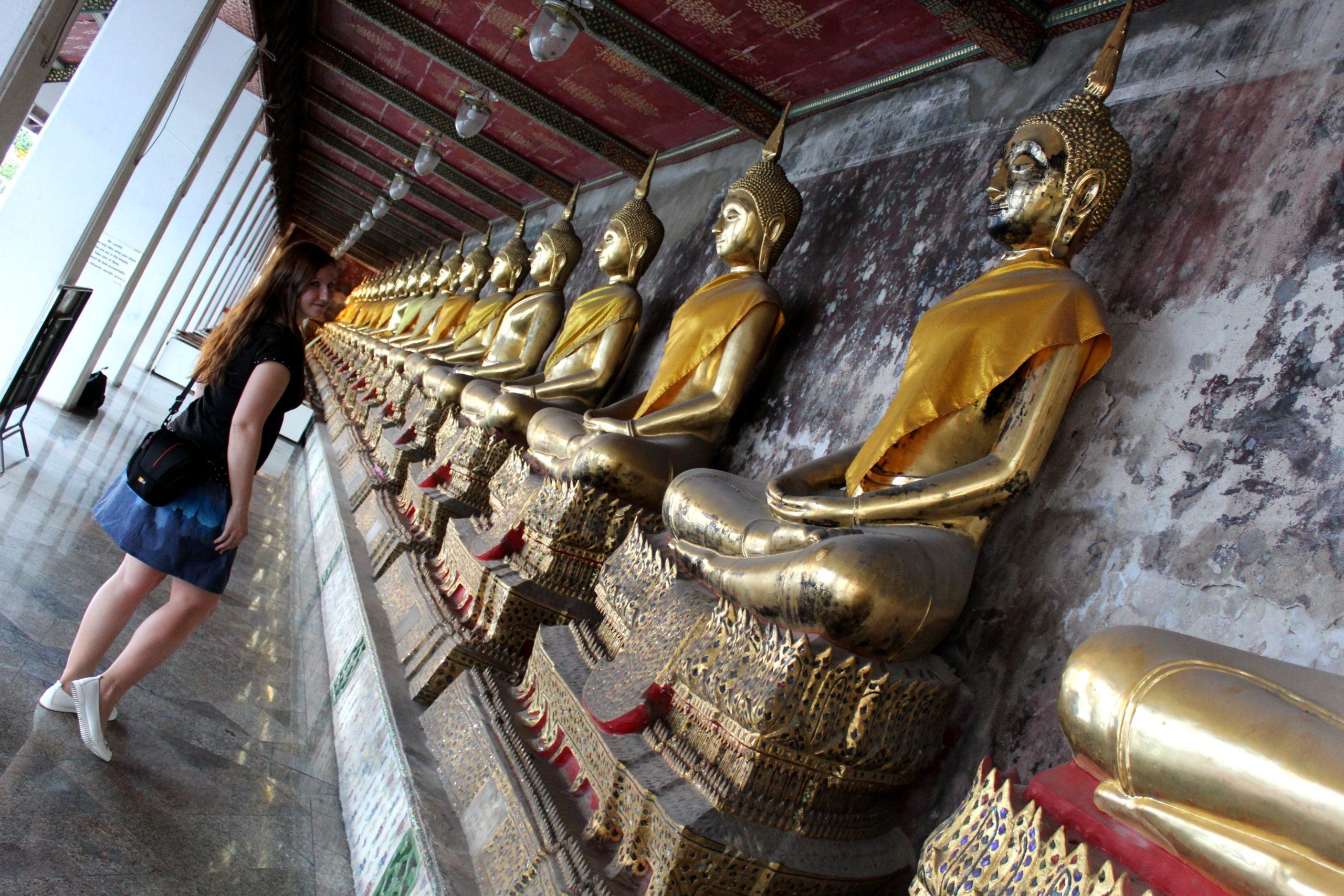 Týdenní ochutnávka Thajska: rušný Bangkok i odpočinkové Krabi